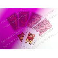 China Durable KEM Marked bicycle Deck , KEM Arrow Playing Cards wholesale
