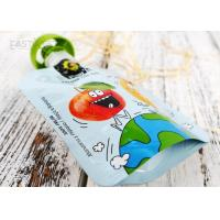 China Reusable Baby Food Spout Pouch Bag High Barrier Multi Colors Custom Printing wholesale