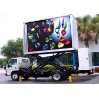 China SMD P5mm Truck Mounted LED Display Digital Billboard High Definition wholesale