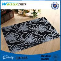 China Custom Natural Rubber Floor Mats  / Door Mat For Cars Heat Sublimation Printed wholesale