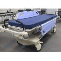 China YA-PS03 Patient Transportation Stretcher With Rotating Side Rails wholesale