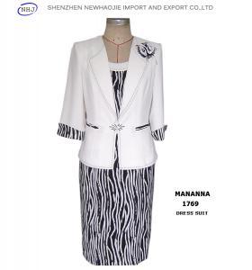 China ladies fashion women dress suits for ladies formal suits designs wholesale