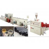 Buy cheap PERT Cool And Hot Water Pipe Single Screw Extruder Equipment High Effeciency from wholesalers