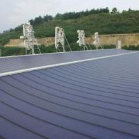 China Flexible Solar Panels, 15kW Total Power, Used in On-grid PV Power Generating for Toll Gate wholesale