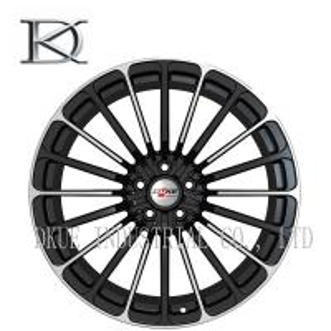 China OEM Light Auto Racing Wheels Replica Alloy 20 Inch Chrome Rims 4 Holes 5 Holes 8 Holes wholesale