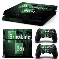 Skin Sticker for PS4 Playstation 4