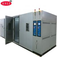 China Single Door Programmable Control High Temperature Aging Test Room RT+15 Deg C to 150 Deg C wholesale