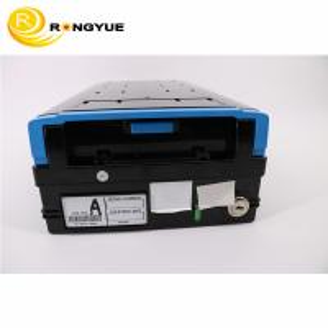 China ATM Machine Parts Money Box Diebold Cash Cassette OP 1.5 Currency Cassette With Lock 00104777000D 00103332000B on sale
