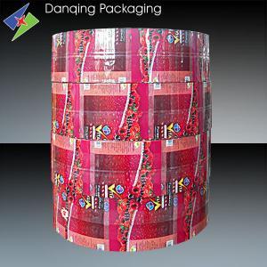 China Automatic Packing Plastic PVC Shrink Film Rolls / Shrink Wrap Bottle Labels wholesale