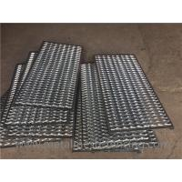 China Hot Dipped Galvanized Plate Grip Strut Grating Walkway Anti-Rust wholesale