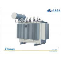 China 10 ~ 35kv Three phase Distribution Oil-Immersed Power Transformer wholesale
