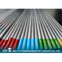 China ASTM B863, AWS A5.16 Diameter 2.0-6.0mm Titanium and Titanium Alloy Welding Electrodes and Wire wholesale