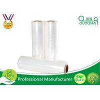 China Transparent Stretch Wrap Film PVC Protective For Sheet Industrial Production wholesale