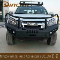 China Steel Material 4X4 Off-Road Accessories The Whole Set Front Bumper For D-Max wholesale