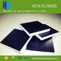 China 2018 building plywood new boards black film face plywood 1220x2440mm on sale