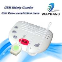 China Wireless GSM home safety alert alarm panic alarm receiver Quad Band on sale