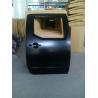 China Black Rear Car Door for Nissan Pickup Navara 2005 - 2011 / D40 , Auto body And Panels wholesale