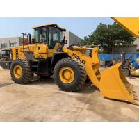Buy cheap SDLG LG956L Second Hand Wheel Loaders For Manufacturing Plant , Construction from wholesalers