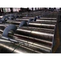 China Galvanized Cold Rolled Steel Coil , Smooth Pre Painted Galvanized Steel Sheet In Coil on sale