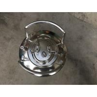China SUS304 Stainless Steel Ball Lock Keg Smooth Surface With Logo Printed wholesale