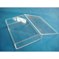 China Acrylic Food Containers 200ml Clear Packaging Container wholesale