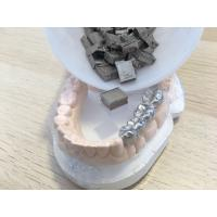 China Dental Nickel Based Alloys 220HV10 Hardness Strong Resistance To Traction wholesale