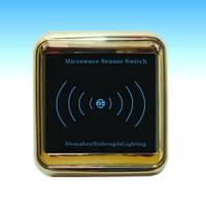 China Microwave Sensor Switch (WN-R123WB) on sale