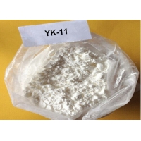 China Legal Sarms Raw Powder YK11 CAS 431579-34-9 For Bodybuilding Supplement wholesale