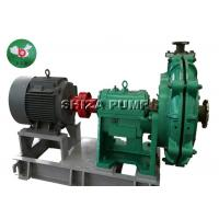 China Efficient Coal Grouting 200mm Horizontal Centrifugal Slurry Pump , Mining Sand Slurry Pump wholesale