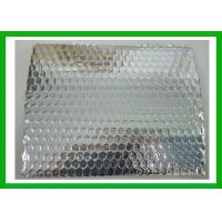 China Customized Air Bubble Roll Foil Insulation For Walls 97% Reflective wholesale