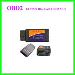China ELM327 Interface Bluetooth OBD2 Auto Scanner V1.5 OBDII OBD 2 II car diagnostic wholesale