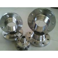 China Forged Duplex Stainless Steel Flanges SAF 2205 UNS S31803 S32205 ASME B16.5 Standard wholesale
