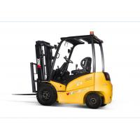 China Electric Counterbalance Forklift Truck 1 Ton Safety Seat With Steady Custom wholesale