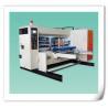 China Automatic flexo kick feeding printer slotter die cuttier stacker machine wholesale