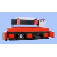 China CNC plate drilling machine TLDZ4040/4 with SIEMENS CNC system, 4 drilling spindles wholesale