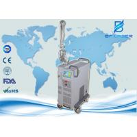 China RF Fractional Co2 Laser For Stretch Marks Removal , Face Wrinkle Remover Machine wholesale