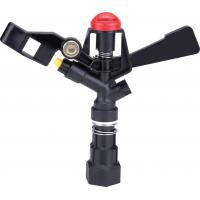 China 3/4 Inch Red Plastic Impact Water Sprinklers Agriaculture Garden Irrigation wholesale