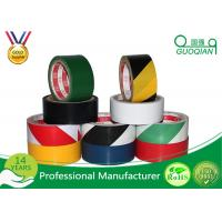 China Detectable Underground PVC / PE Warning Tape High Adhesive 48mm Width on sale