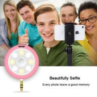 China Selfie spotlight Beauty Speakers with 3.5mm Earphone Plug for Mobile phone wholesale