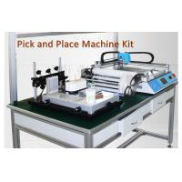 Quality Small SMT Pick And Place Machine Kit with Stencil Printer CHMT36 LED Mounting Machine for sale