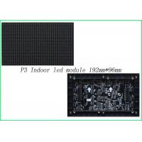 China P3 Indoor Advertising Screens RGB Full color For Banquet RoHS / FCC wholesale