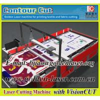 Buy cheap VisionCUT Laser Printed Sign Fabric Cutting Machine from wholesalers