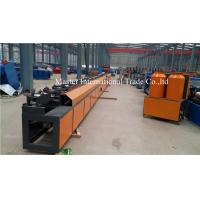 China Pu Foam Aluminium Roll Forming Machine Door Shutter Manufacturing Equipment wholesale