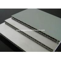 China Welded Honeycomb 3.8mm 2.6M Aluminium Composite Board wholesale