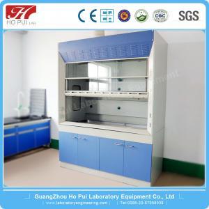 China laboratory furniture All steel Blue & Gray Fume Hood wholesale
