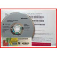 China DVD Microsoft Windows 7 Professional Full Retail Box Version COA License Key wholesale
