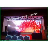 China SMD3528 Indoor Front Maintenance Led Display Billboard Advertising High Refresh Rate P6 wholesale