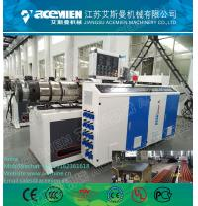 China PVC PMMA ASA glazed roof tile making machine glazed tile extrusion line wholesale