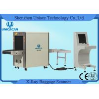 Buy cheap Baggage Parcel Inspection Airport Security X Ray Machine 24bit Processing Real Time from wholesalers