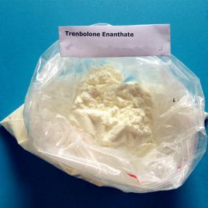 Anabolic Lean Muscle Steroids Parabolan / Trenbolone Enanthate Powder CAS 10161 33 8